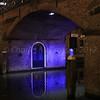 Trajectum Lumen - A Utrecht Tale of Light - Map Ref 4<br /> Illuminated bridges and canal