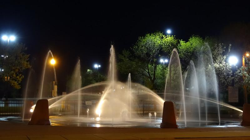 Laurel Clark Memorial Fountain