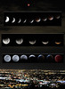 lunar eclipses from 2011, 2014, 2015 and 2019