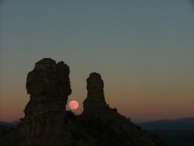 Standstill Moon