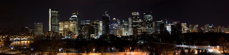 City of Calgary Pano