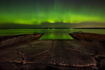 Auroras at Ramp, Kin Beach