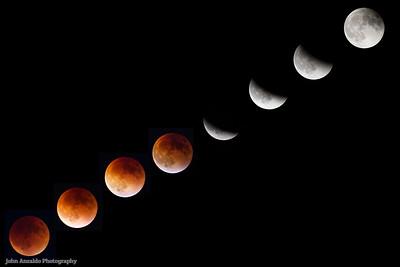 Lunar Eclipse 9-27-2015