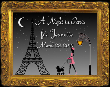 Jeanette Cover Frame