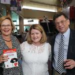 Karen Siladi, Janet and Mike Gruenberg.
