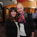 Stephanie Fellon and Robert Curran.