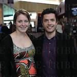 Kathleen Kelly and Mike Elsherif.