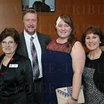 Mary Gatton, Dennis,  Lori and Katy Mangum.