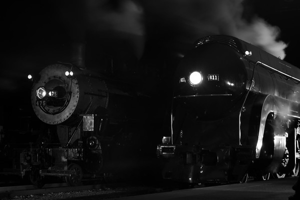 Night of the Norfolk & Western