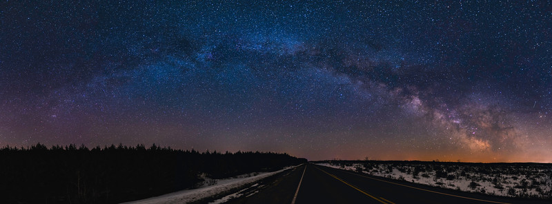 Highway to the Sky