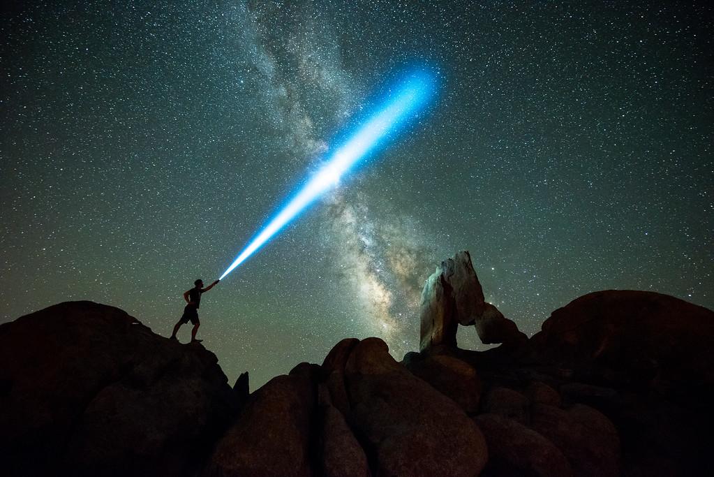 Night Photography Week - Having Fun Under The Stars