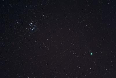Comet Lovejoy C/2014 Q2