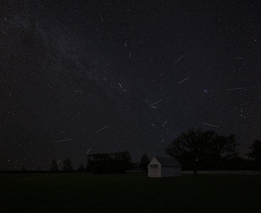 Perseid Meteor Shower 2015