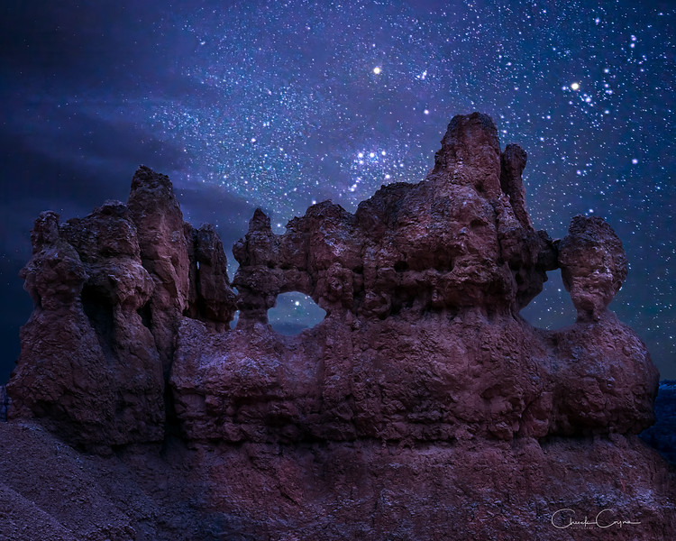 Enchanted Evening at Bryce Canyon NP