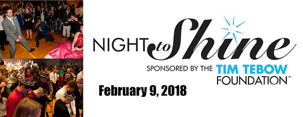 Night to Shine 2018