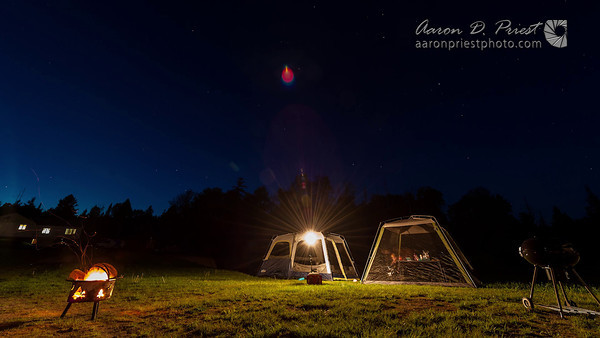 2012-05-26 Camping Timelapse
