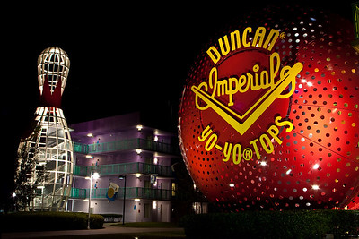 DisneyWorld Pop Century Resort