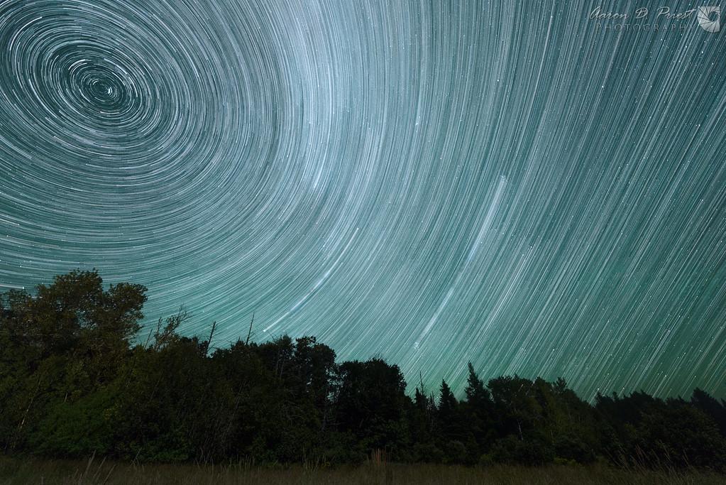 2015-08-13 Star Trails