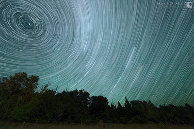 2015-08-13 Star Trails