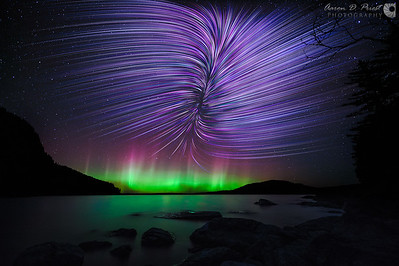 Rift Star Trails