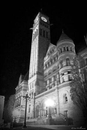 Ghostly City Hall