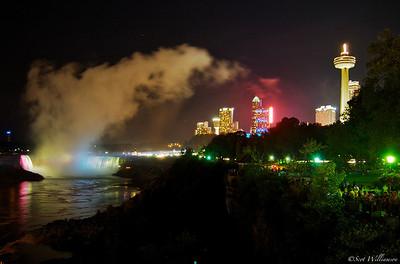 Night Time Mist