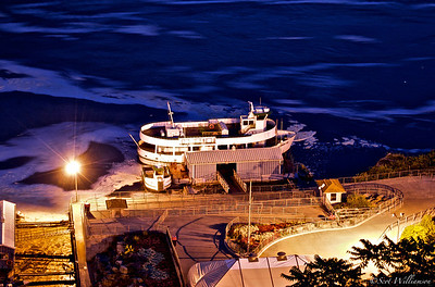 Docked for the Night