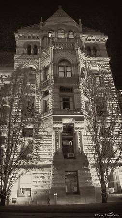 Eerie Building