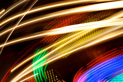 Carnival Lights Swirl