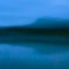 """Inspired by Georgia O'Keeffe's """"Lake George"""""""