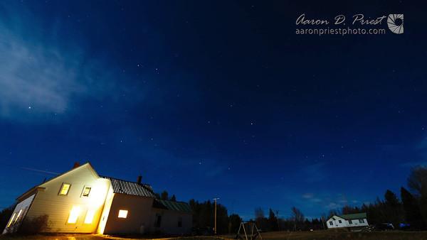 2012-04-03 Venus Setting 1080p