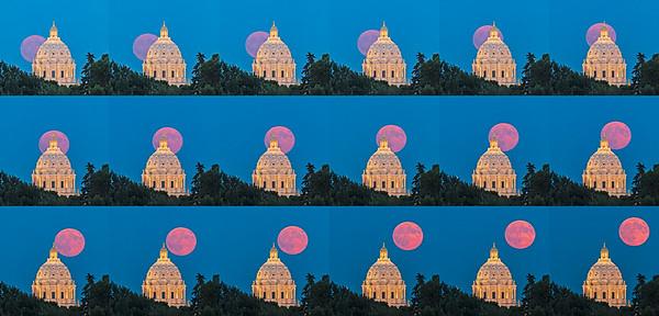 Buck Moon Rising