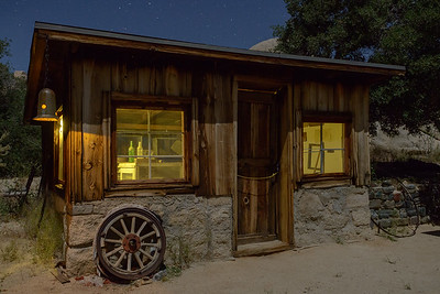 Key's Ranch Joshua Tree NP.  Original homestead from the late 1800s.