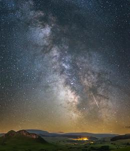 Meteor (La Godivelle, France)