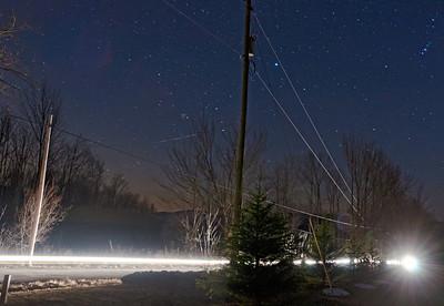 Stars with Headlights