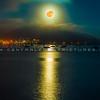 Super moon over Avila Beach