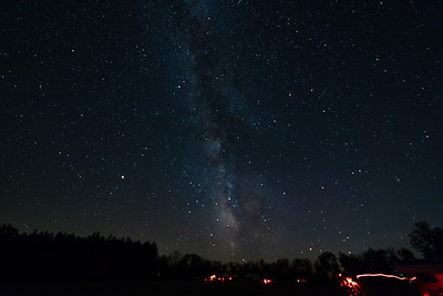 Fall Milky Way