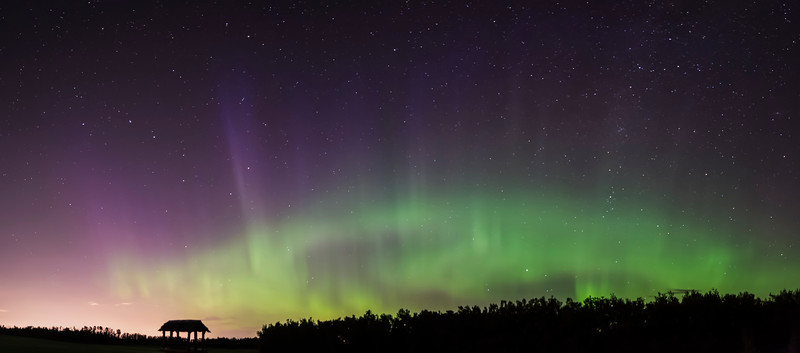 Aurora at YEG