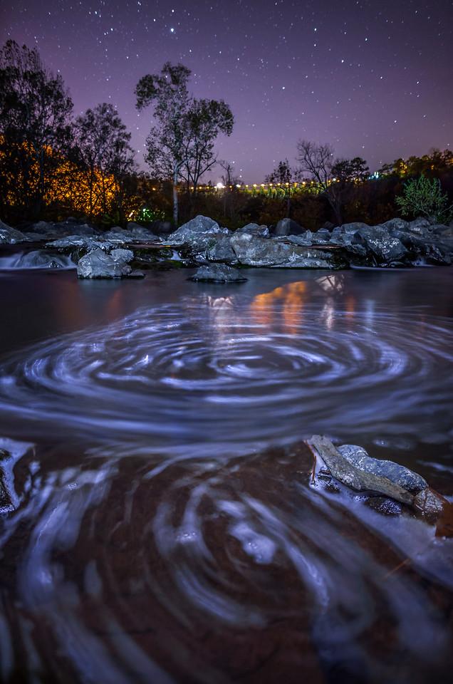 Swirls and Stars