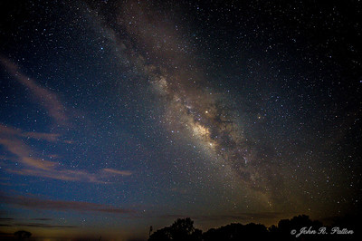 Everglades Milky Way 2