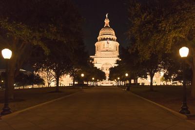 Austin State Capital Bldg
