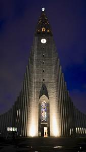 Hallgrímskirkja - Reykjavik