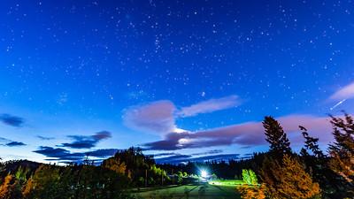 Meteor Over PG