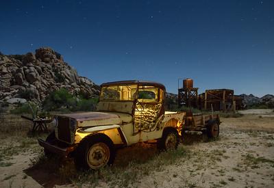 Key's Ranch, Joshua Tree NP.