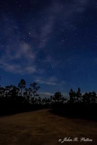 Everglades Milky Way 1