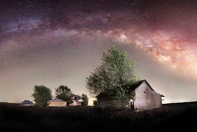 Texas Milky Way