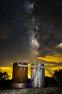Two Tank Milky Way