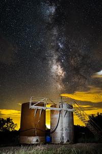 Two Tank Milky Way