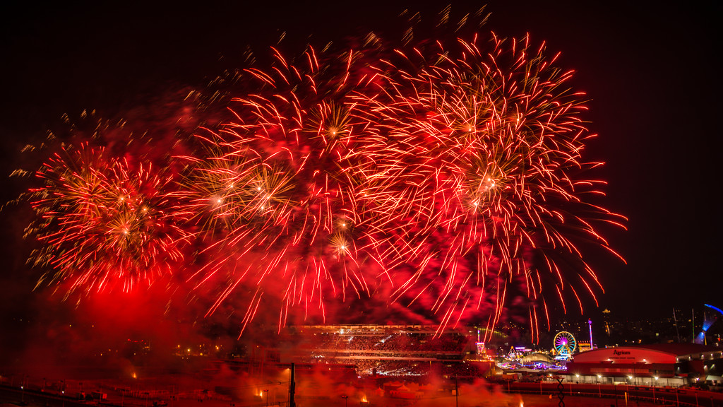 CS Fireworks