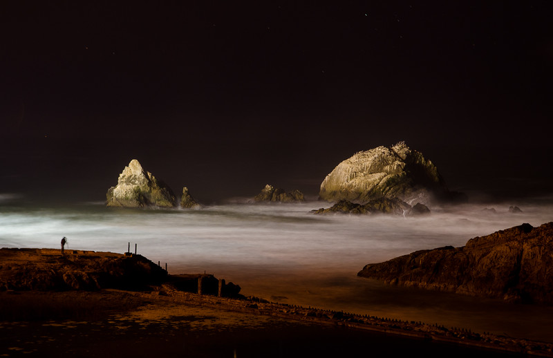 Seal Rocks timelapse